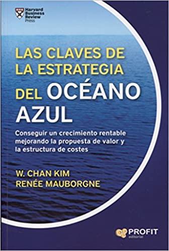Las claves de la estrategia del océano azul de W. Chan Kim y Renée Mauborgne