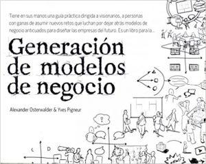 Generación de modelos de negocio de Alexander Osterwalder