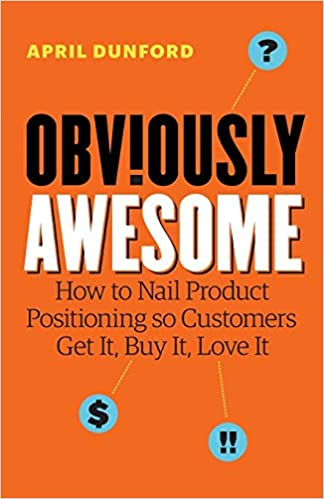 Obviously awesome de April Dunford