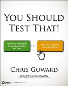 You should text that! de Chris Goward